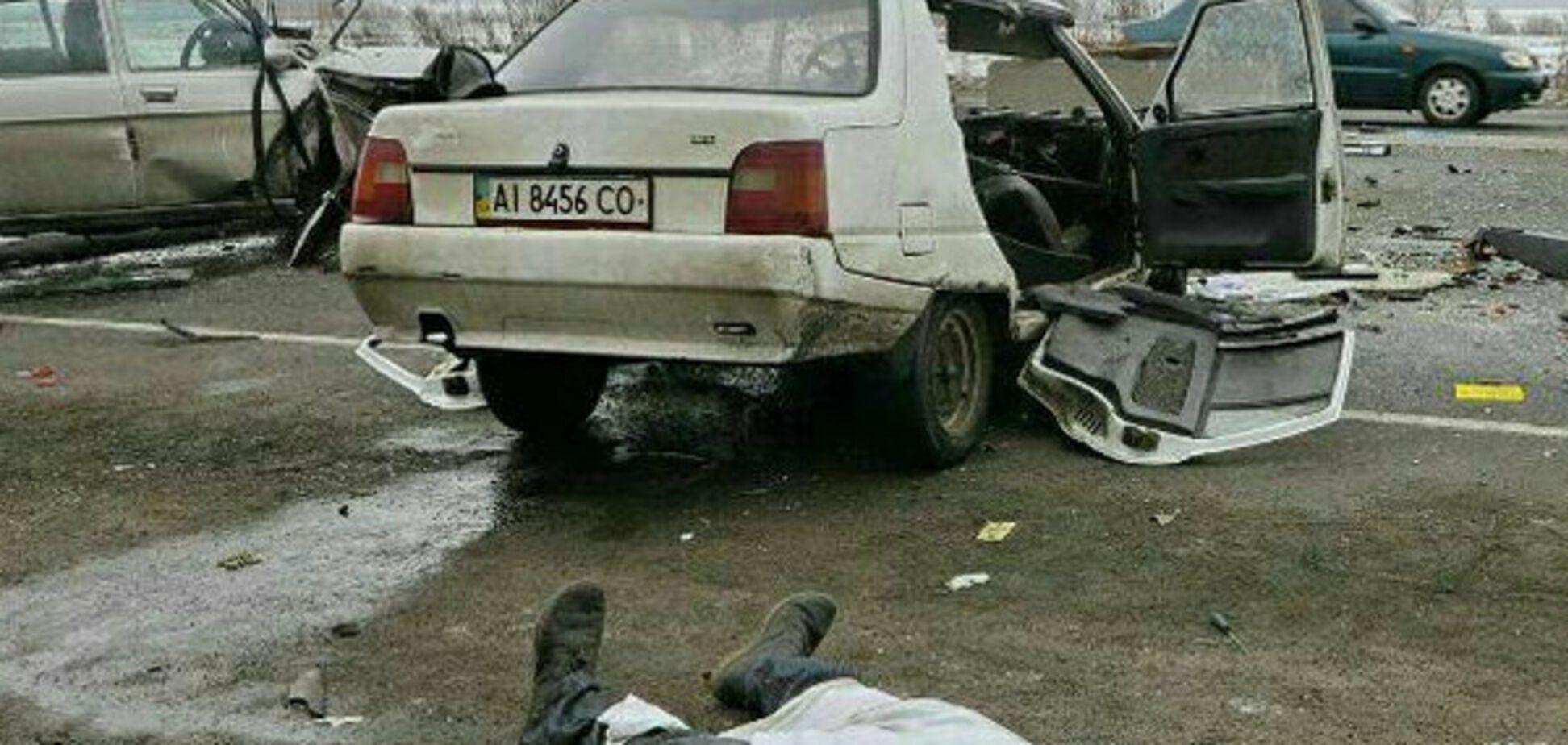 'Пункт призначення' під Києвом: жахлива ДТП забрала життя трьох людей
