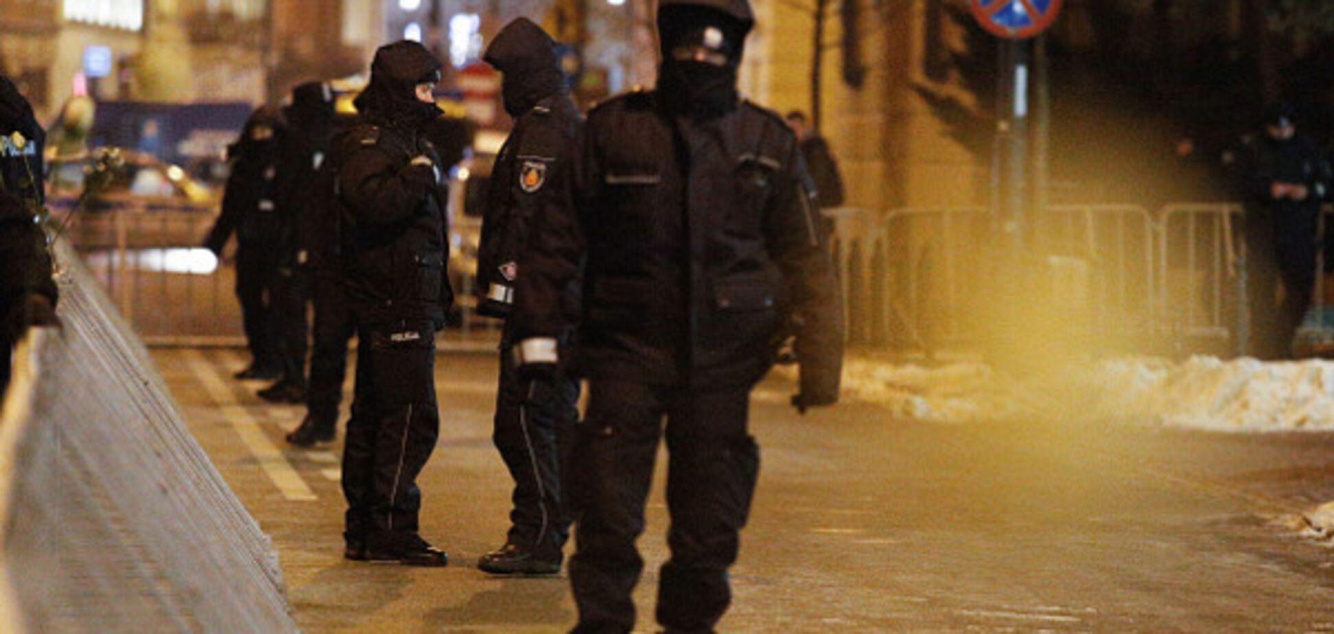 полиция Польша