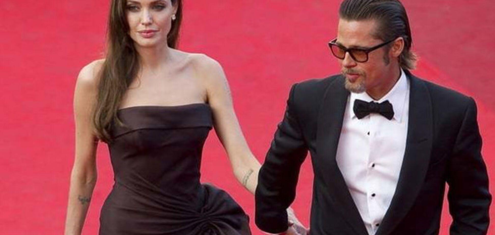 Без детей и денег: во сколько обойдется развод Джоли и Питту