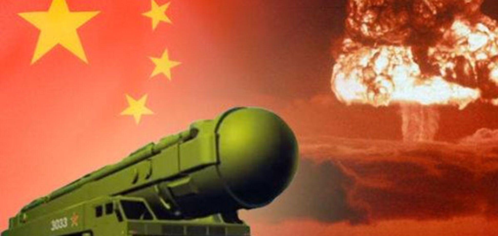 Китай может смести Россию