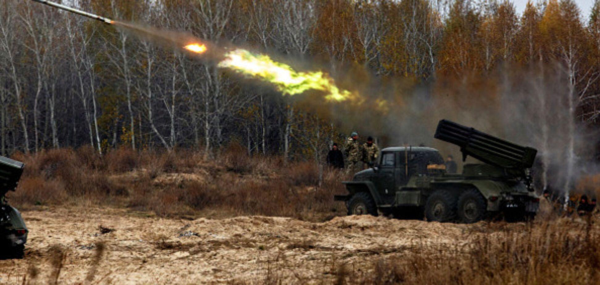 Жданов назвав спосіб контролю противника на Донбасі