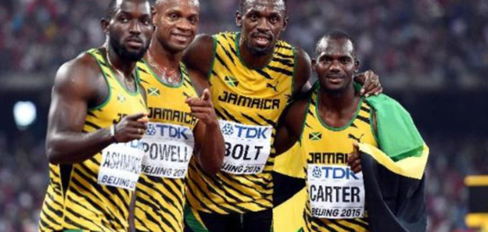 Cборная Ямайки
