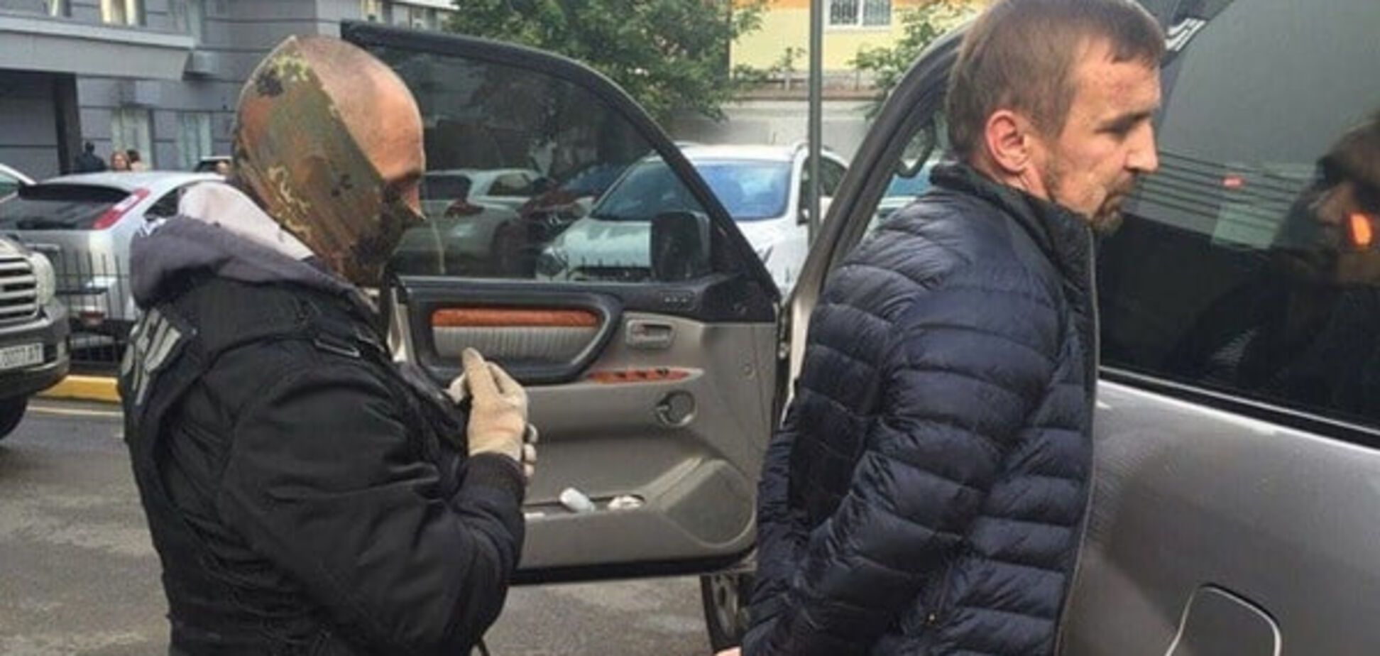 Затримання директора держпідприємства \'Конярство України\' Денис Птушко