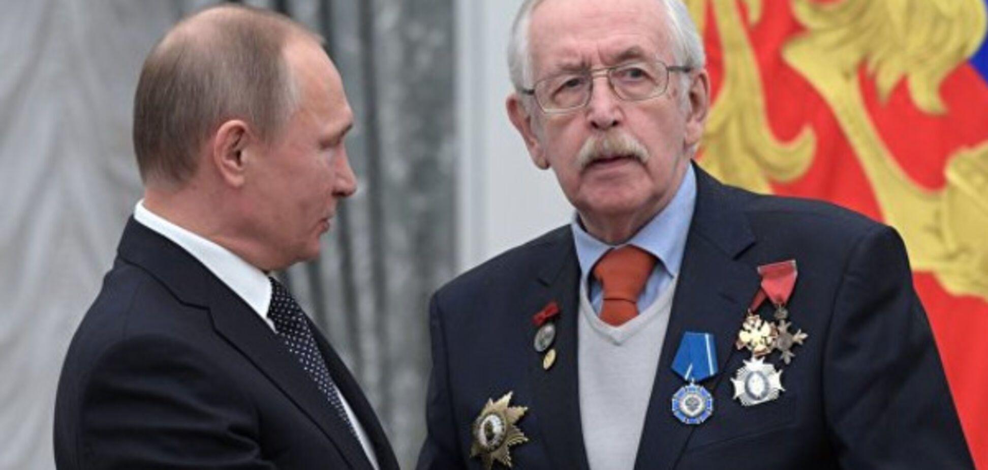 Путин и Ливанов