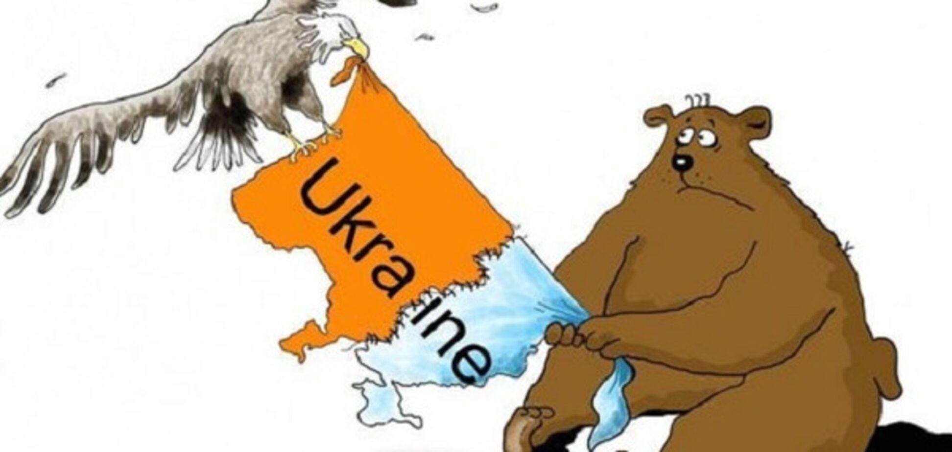 россия сша украина карикатура