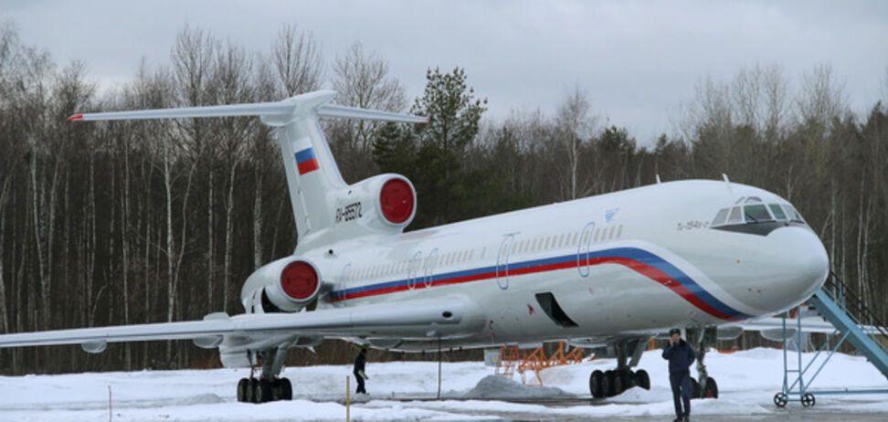 'Забули, як працювати': Росія досі не розшифрувала бортові самописці Ту-154