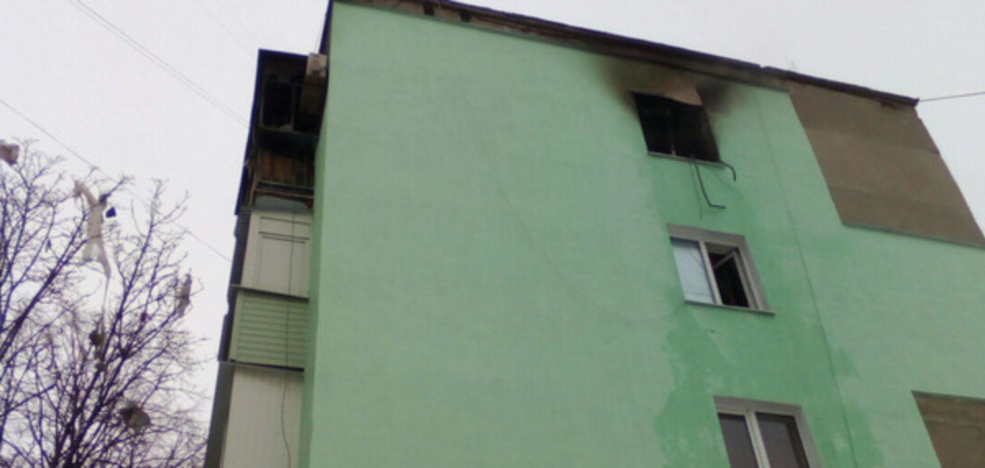 'Жінку викинуло вибуховою хвилею з 5 поверху': під Харковом стався вибух