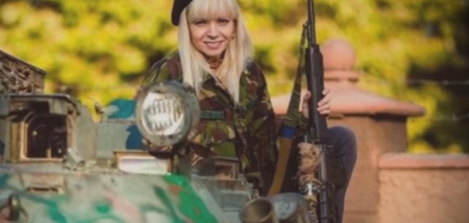 Террористка \'ЛДНР\'