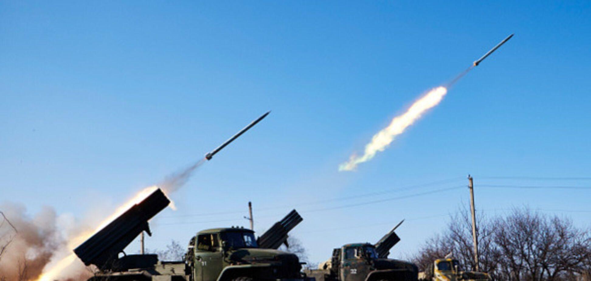 Гради на Донбасі