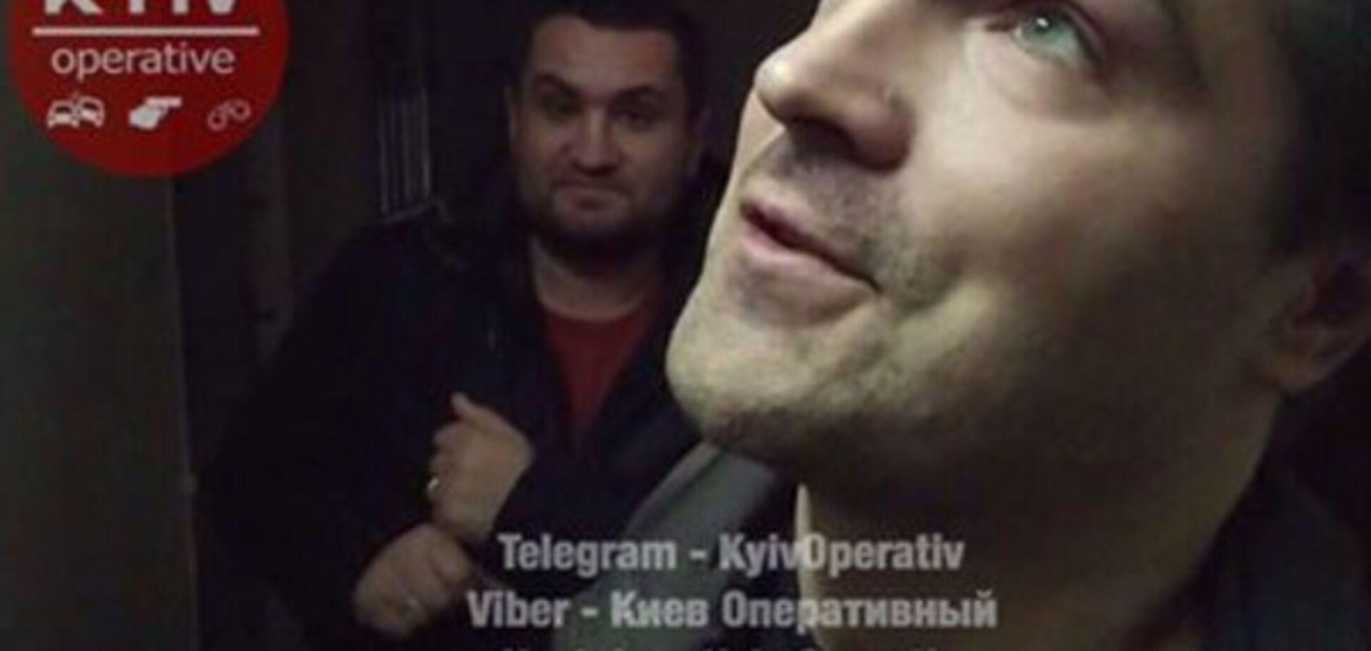 псевдоработник \'Киевэнерго\'