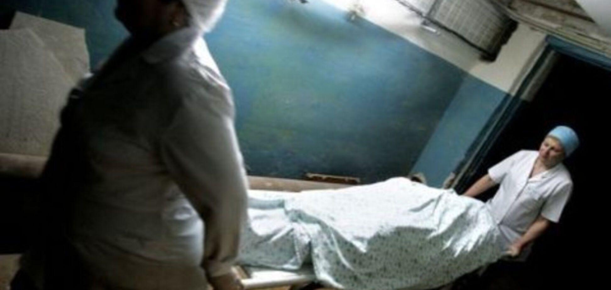 В Запорожской области от гриппа умер человек