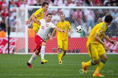Сборная Украины Евро-2016