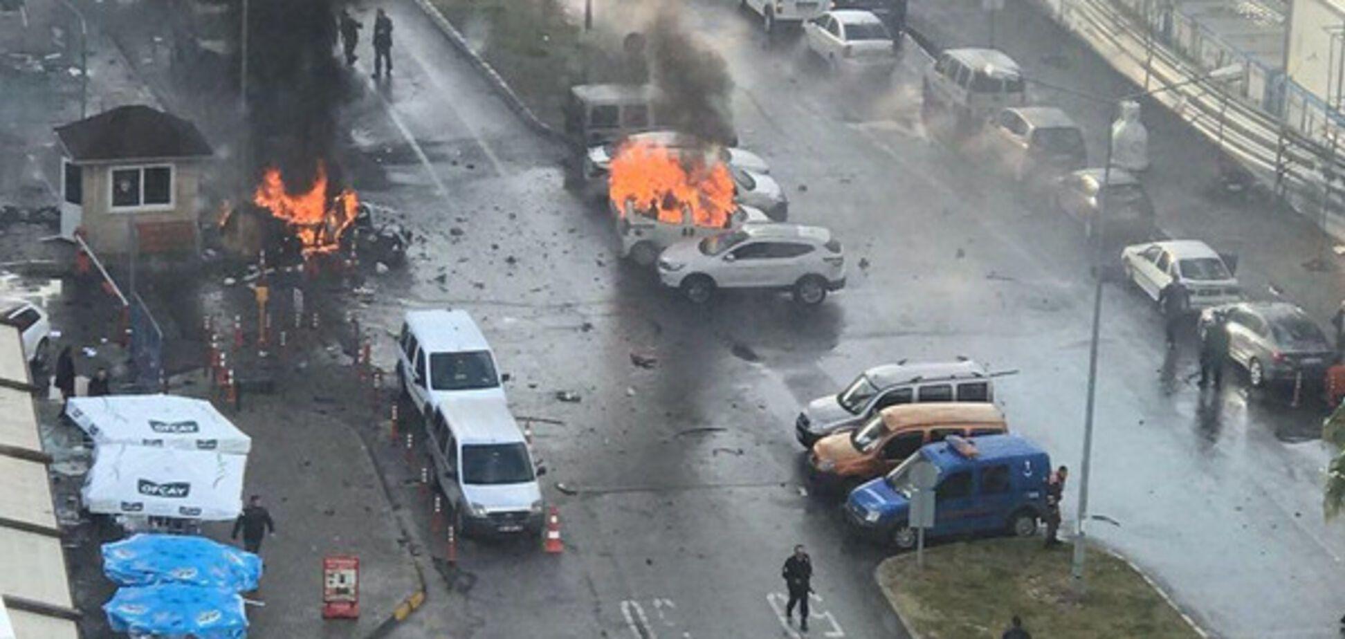 Теракт в Туреччині