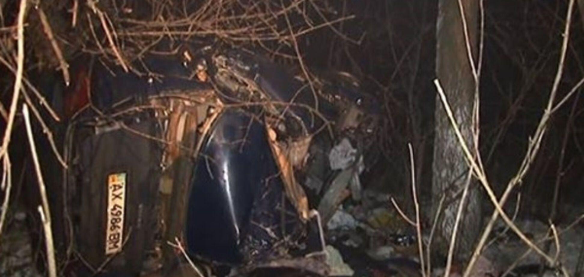 Жахлива ДТП під Харковом: з'явилося відео з місця трагедії