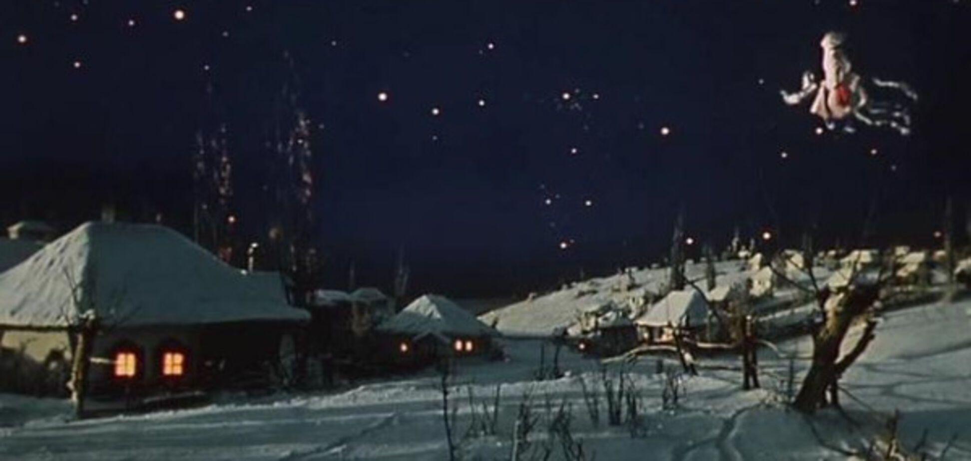 Ночь перед Рождеством фильм