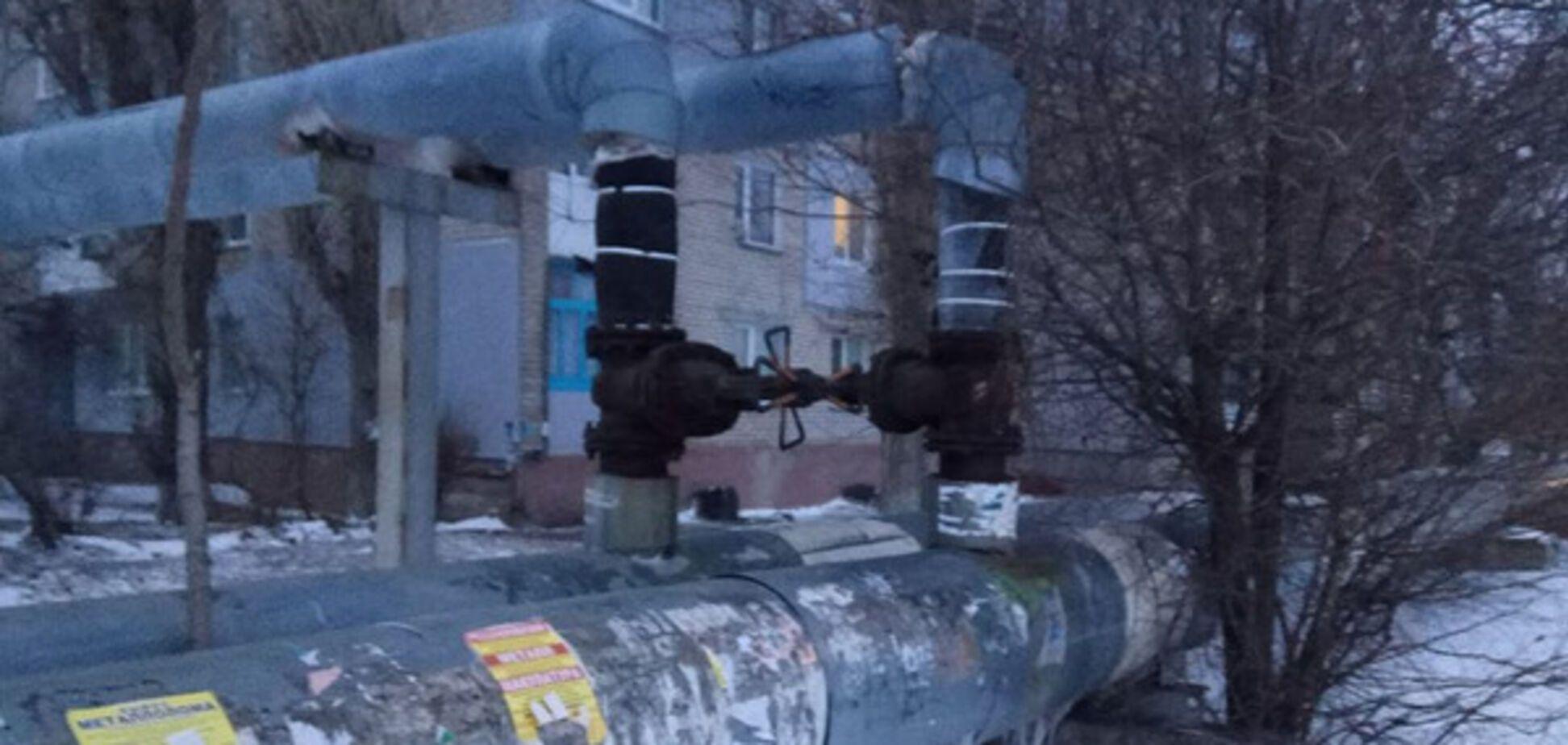 Труби у Миколаєві