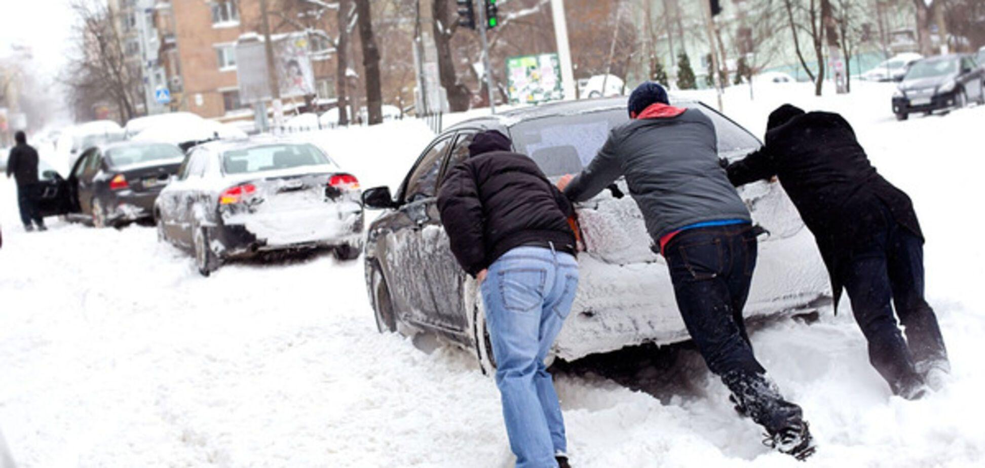 Запорожская область лидирует по уровню аварийности