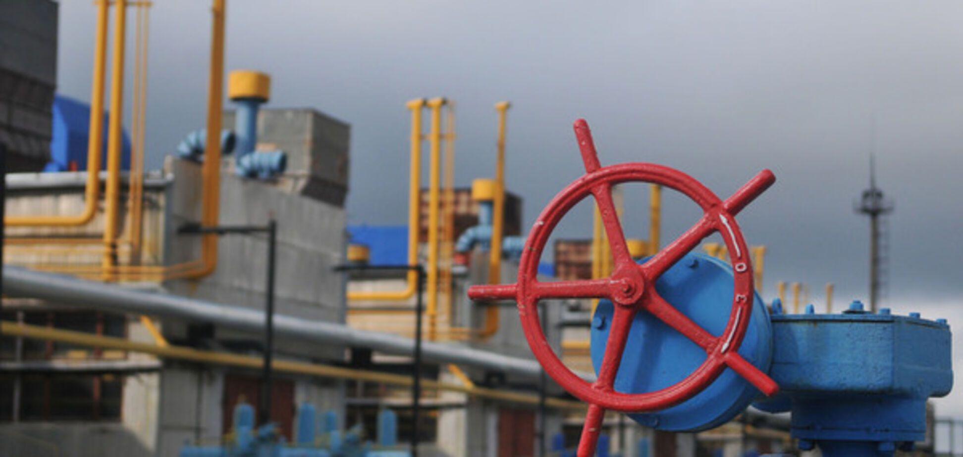 Оккупанты запустили газ в Крым