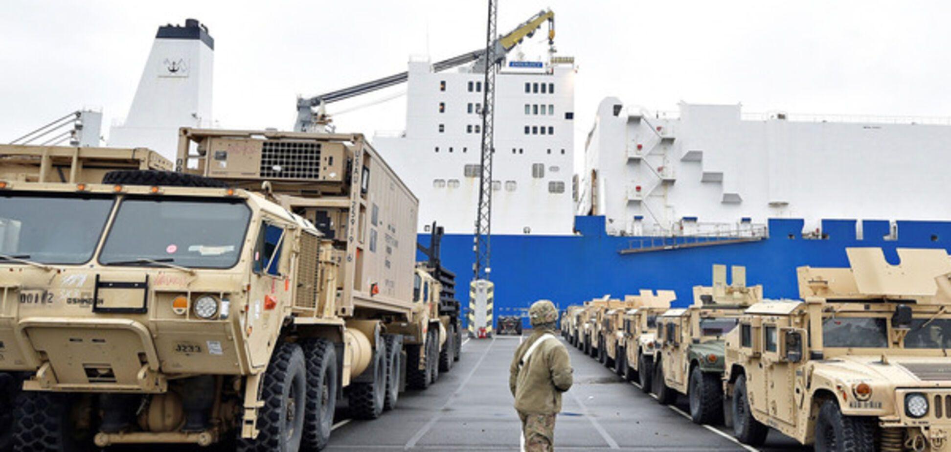 Войска НАТО в Европе