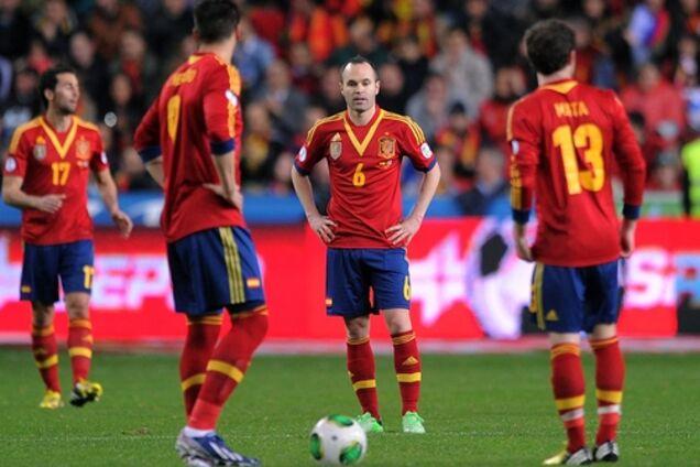 Россия – Испания: смотреть онлайн трансляцию товарищеского матча