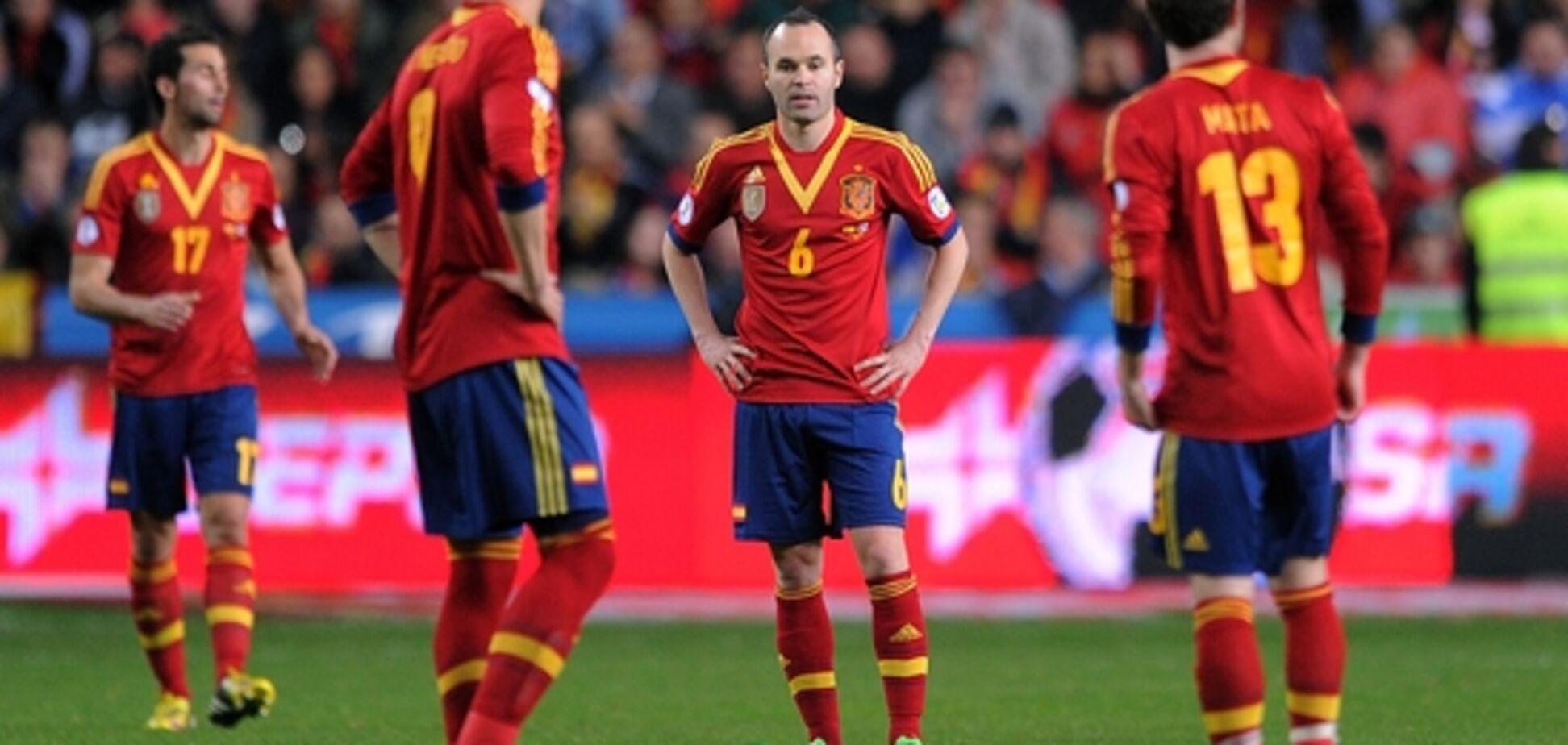 ФИФА может не пустить Испанию на ЧМ-2018 в Россию: названа причина