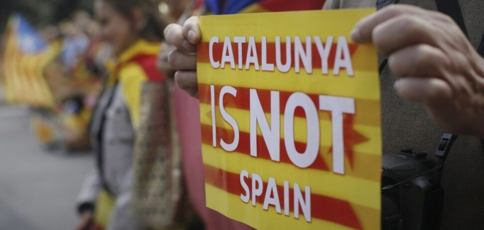 Референдум Каталония