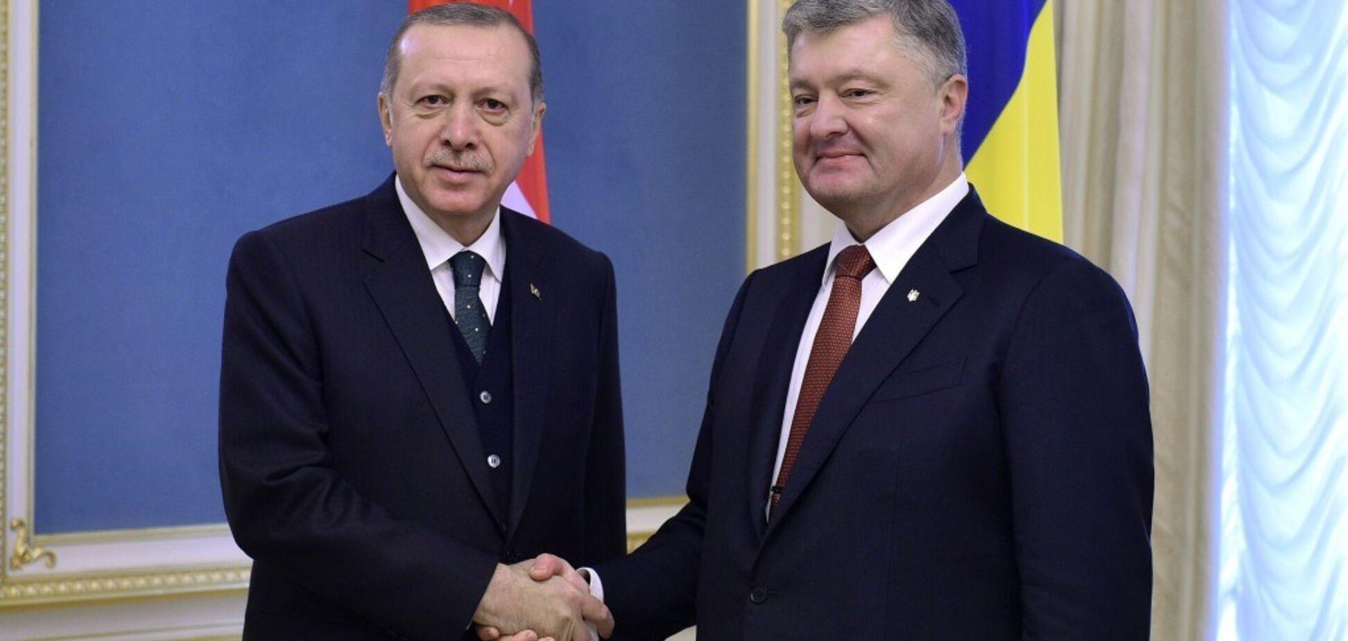 'Просто подыгрывал': оккупанты отреагировали на крымскую 'оплеуху' Эрдогана
