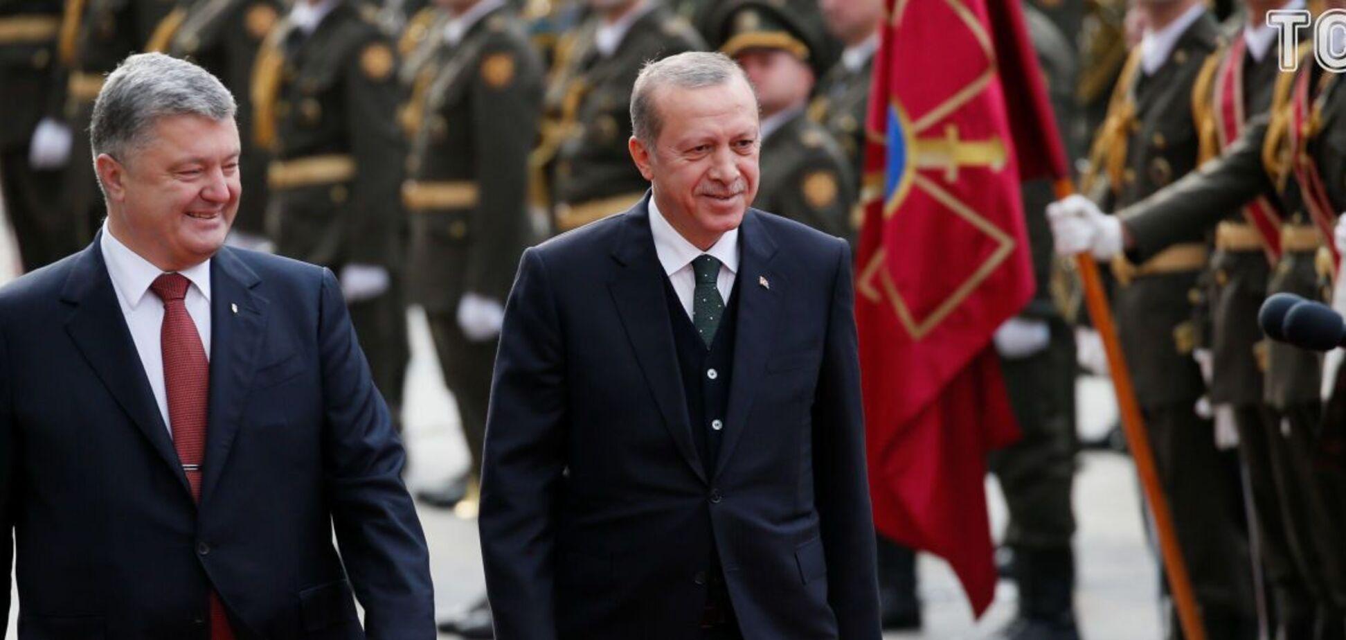 Вряд ли Киев получит от Анкары что-то больше