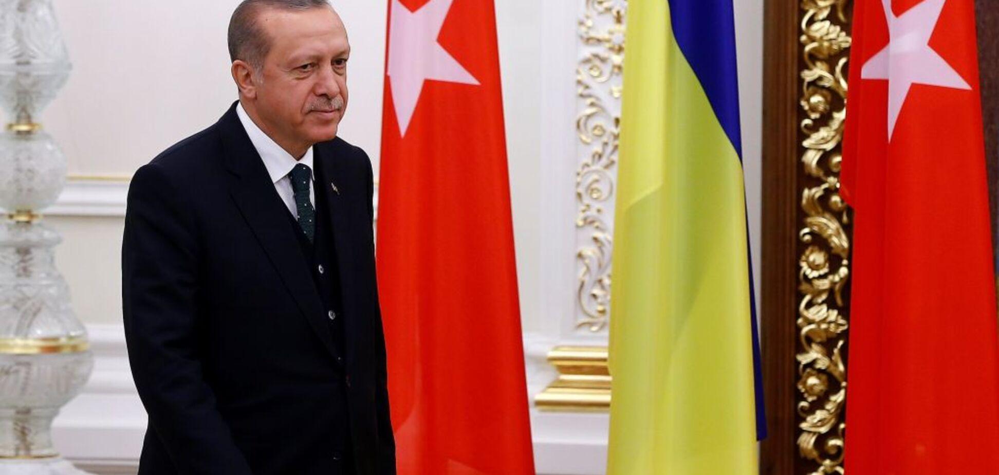 'Деликатный вопрос': Эрдоган выступил с осторожным заявлением по санкциям против России