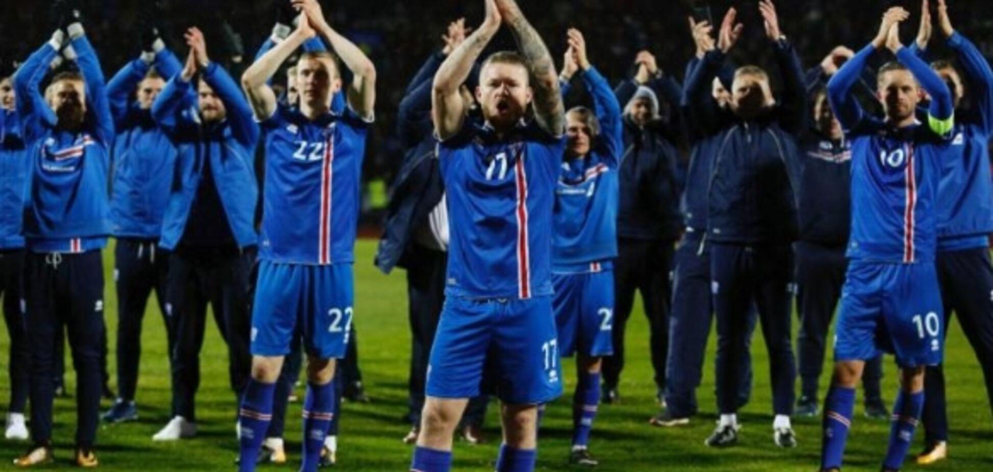 Ісландія ЧС 2018