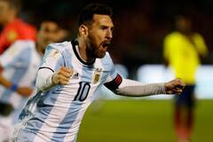 Лео Месси Аргентина
