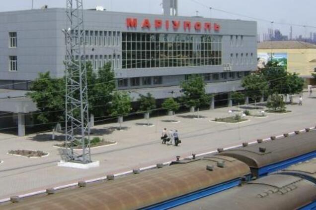 СБУ предотвратила масштабный теракт на вокзале в Мариуполе