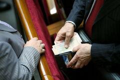 Оклад народних депутатів хочуть підняти до 16 тис. грн