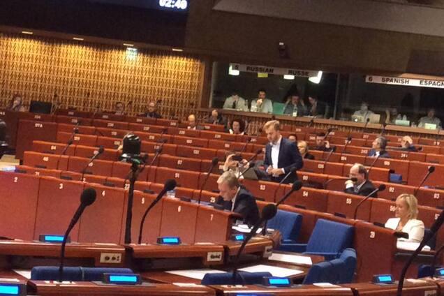 Скандал из-за украинского языка: у Порошенко жестко отреагировали на решение ПАСЕ