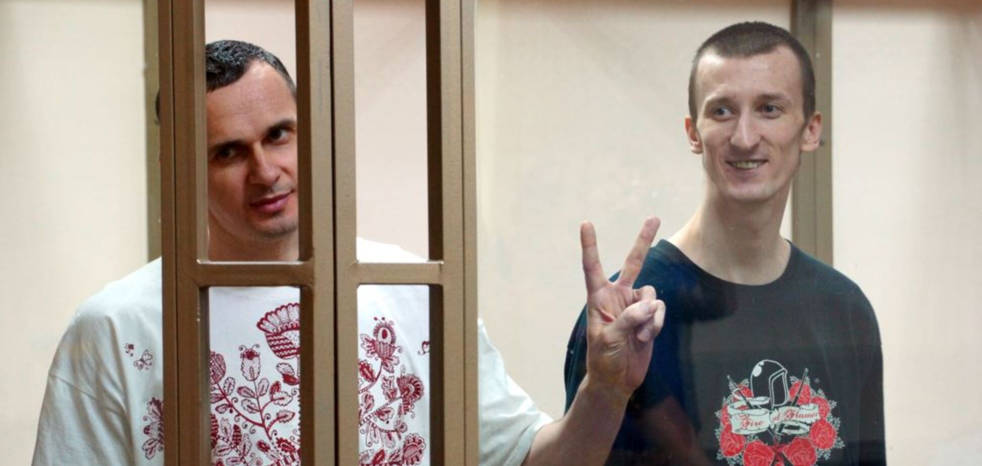Письмо Олега Сенцова из СИЗО Кирова