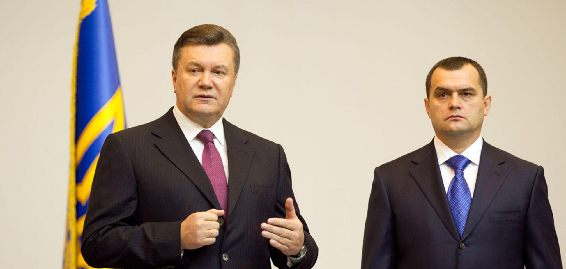 Справа про викрадення: ГПУ викликала на допит Януковича і Захарченка
