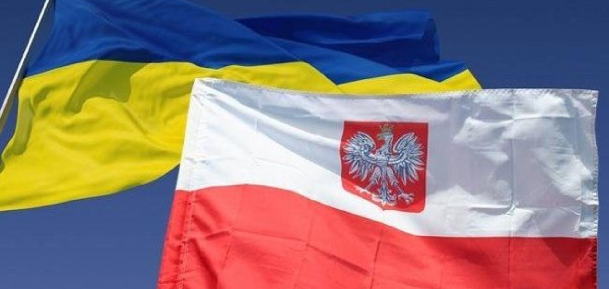 В Польше анонсировали новые акты вандализма в Украине
