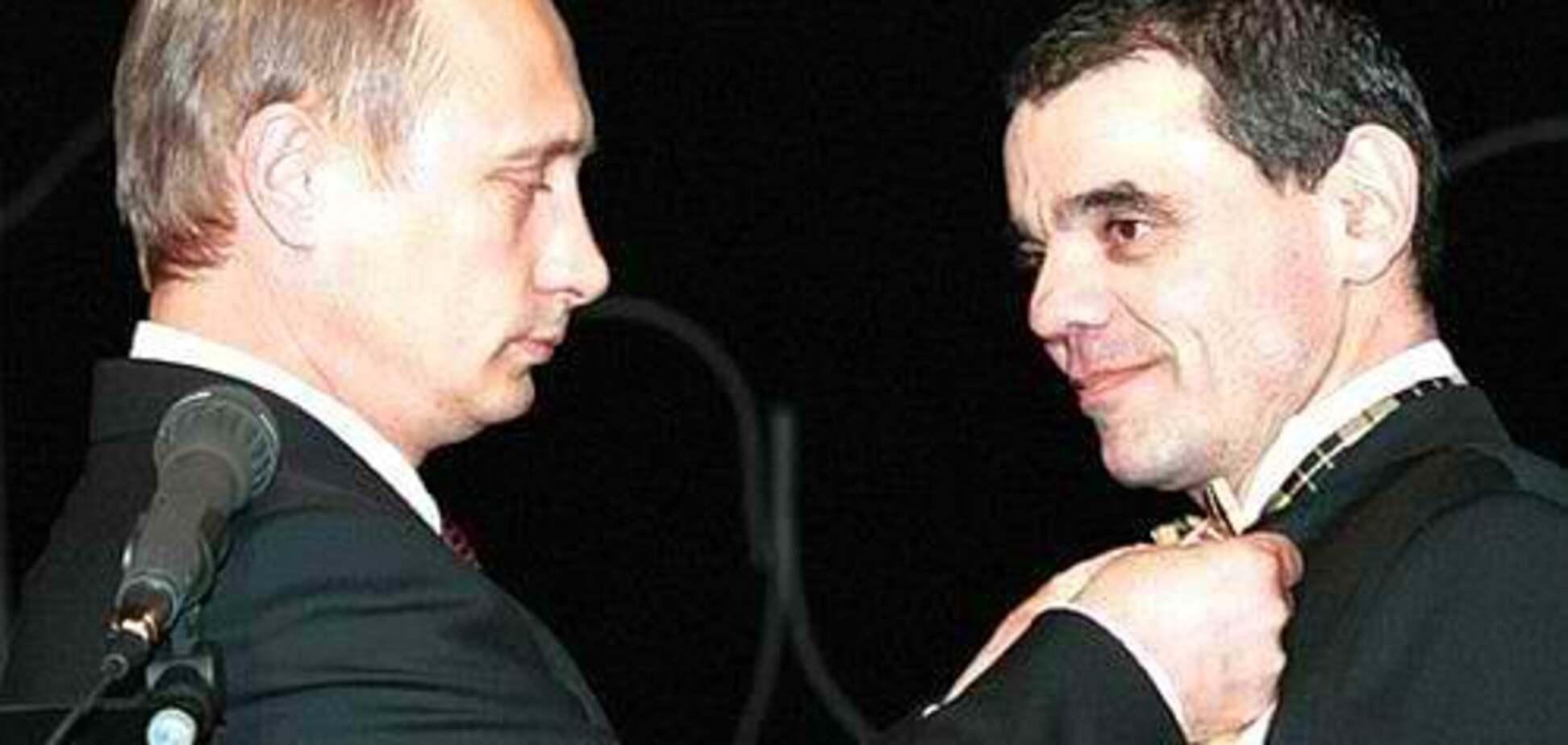Оккупанты находятся на украинской земле благодаря таким, как Райкин
