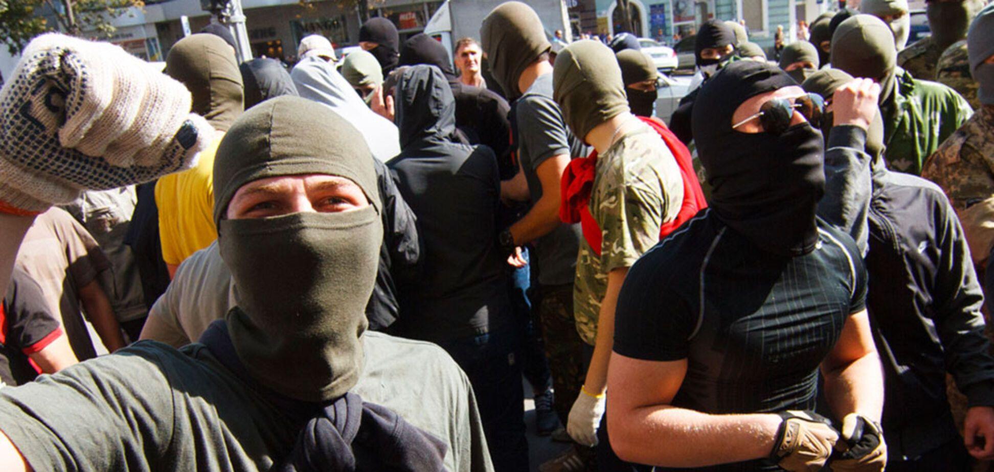 Очередная попытка дестабилизировать политическую ситуацию в Украине