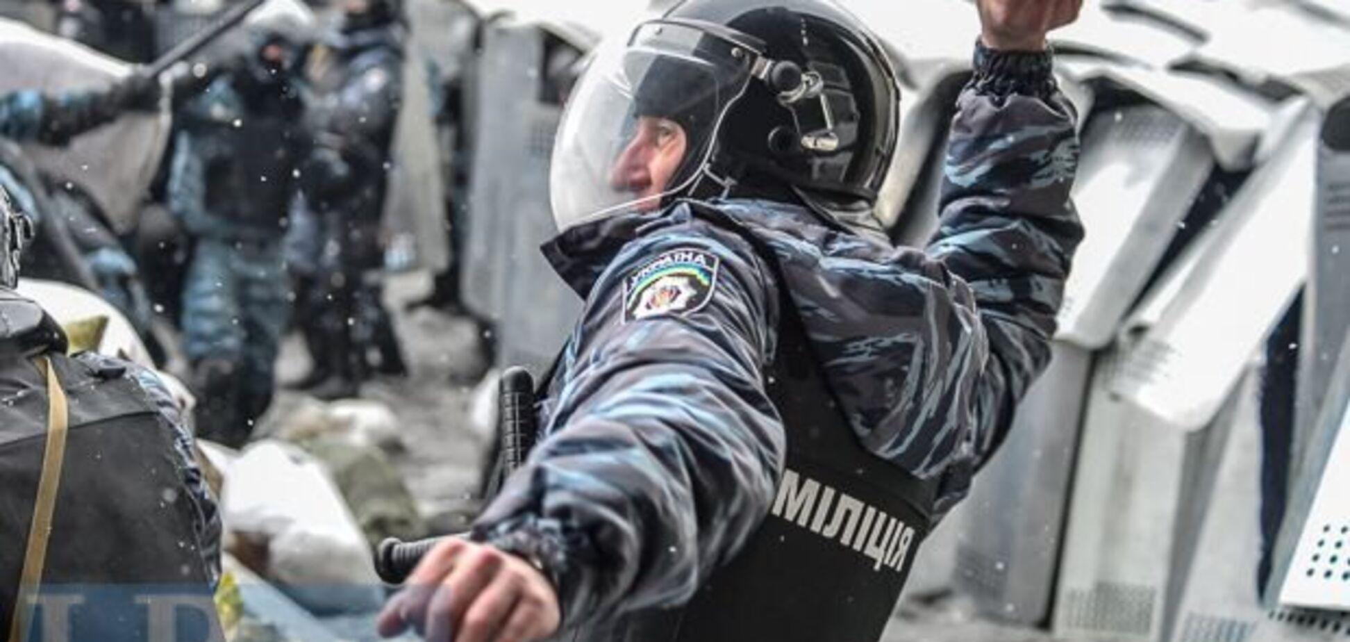 Возвращение 'палачей Майдана'
