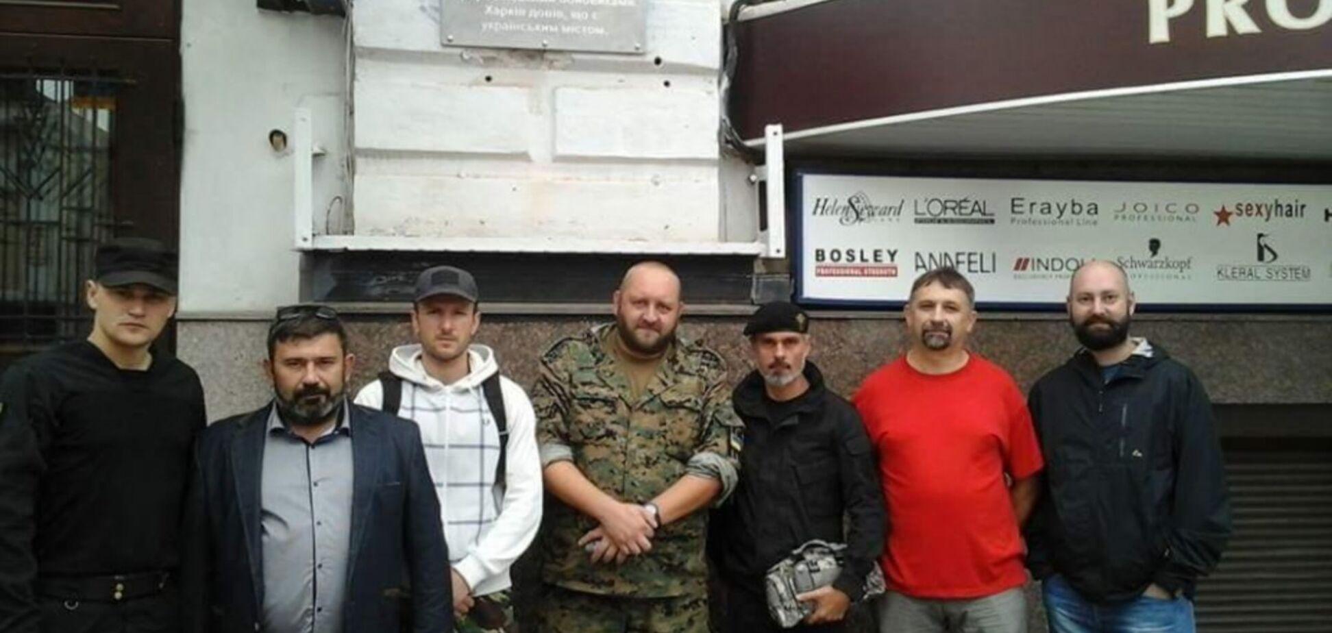 Задержание украинского активиста в России: в 'Правом секторе' сделали заявление