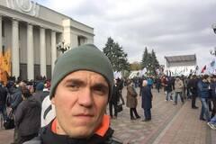 'Колонами по троє': волонтер розповів про хитрих ТІТУШКИ на протесті в Києві