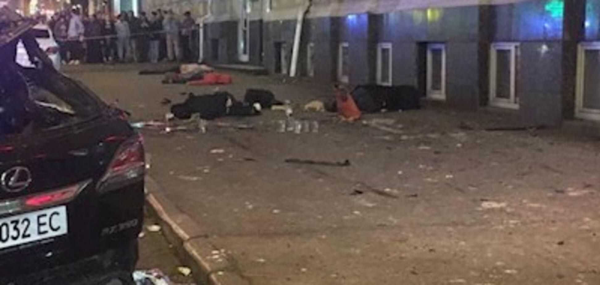 ДТП на Сумской: появились новые данные о состоянии пострадавших
