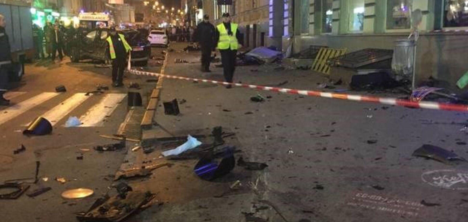 Внедорожник влетел в толпу в Харькове: появилась информация о еще одном участнике страшного ДТП