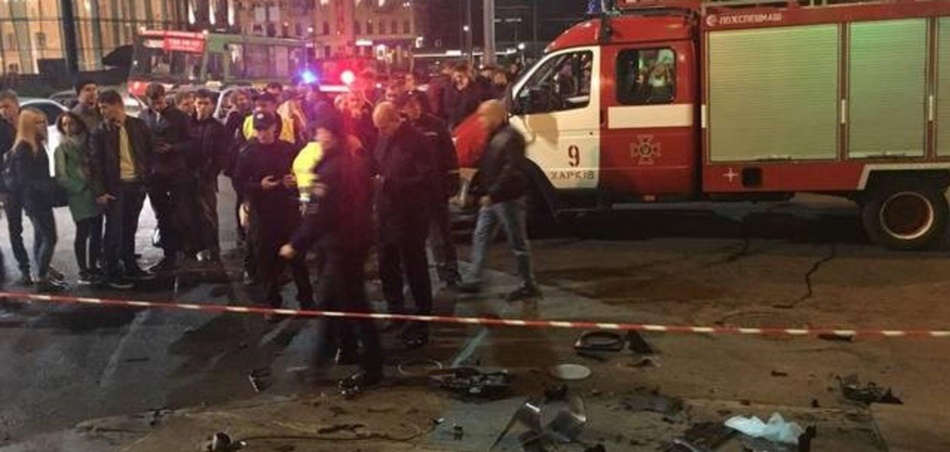 В людей летели куски металла: очевидцы рассказали детали страшной аварии в Харькове