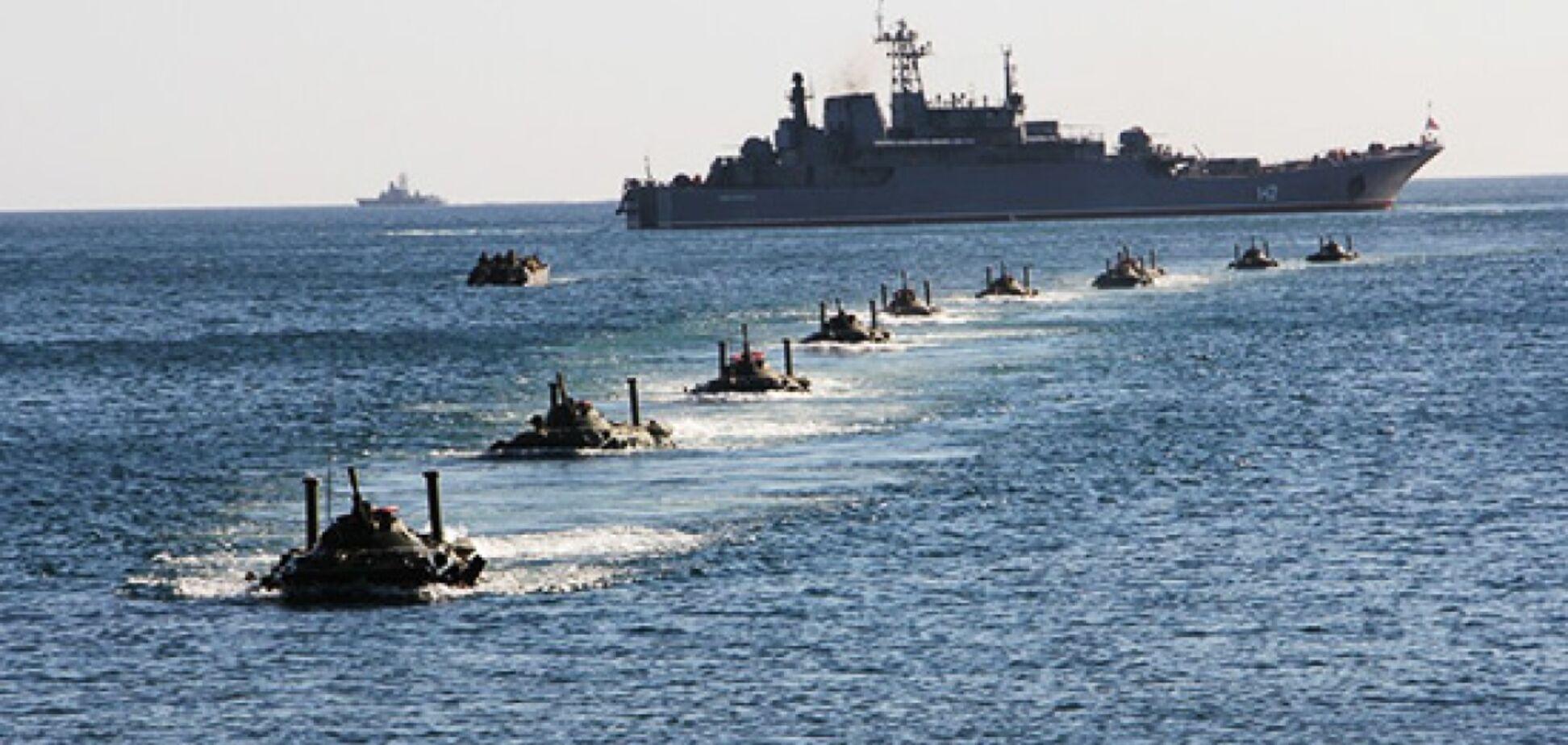 'Нацистская' тактика украинского флота: Лупаков ответил России
