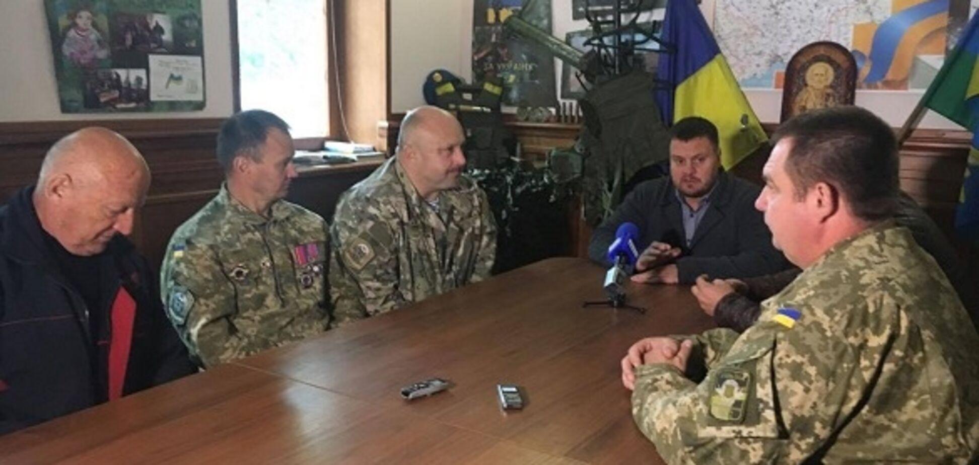 Убийство Бинусова: в Черкассах решение властей возмутило бойцов АТО