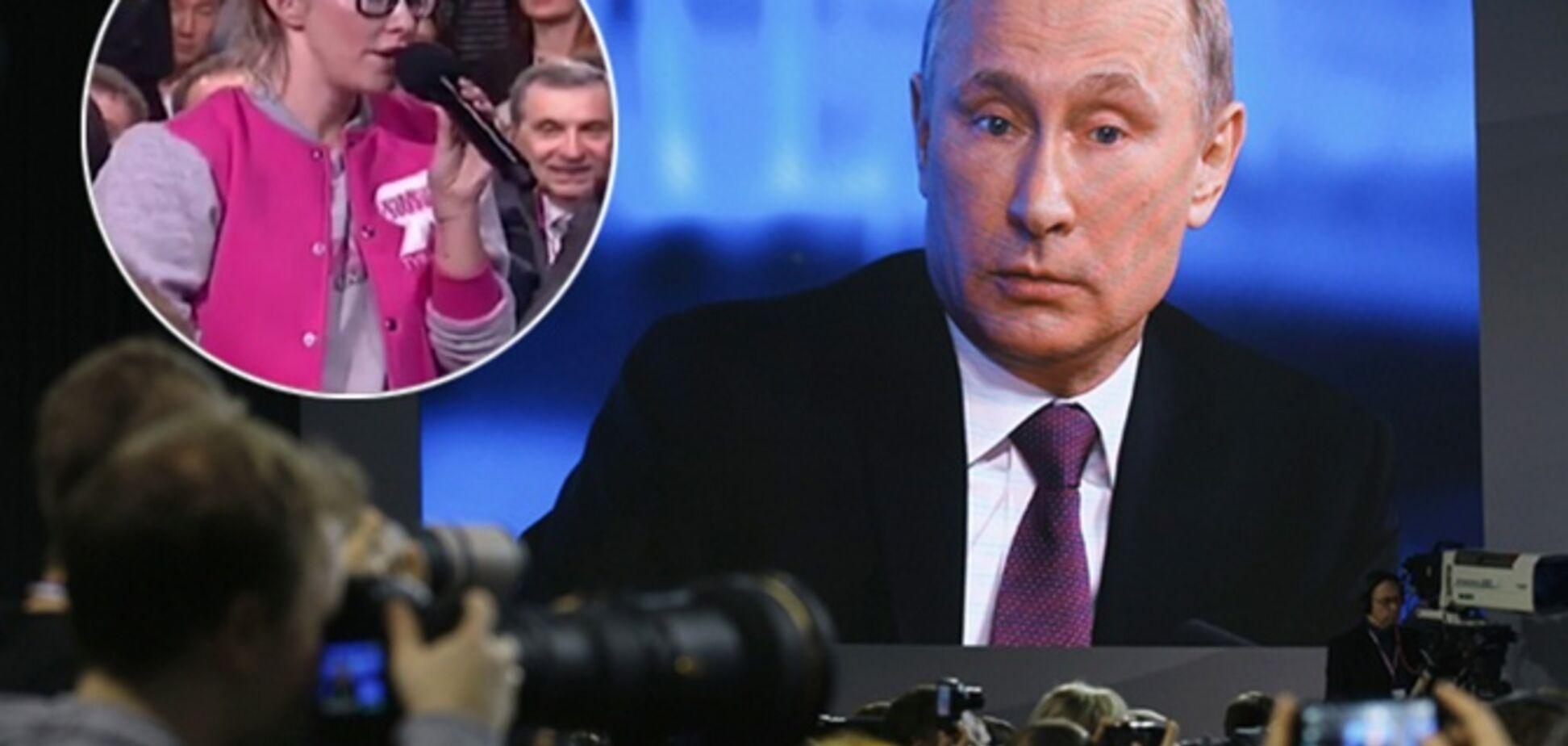 Собчак вполне устроила бы Путина