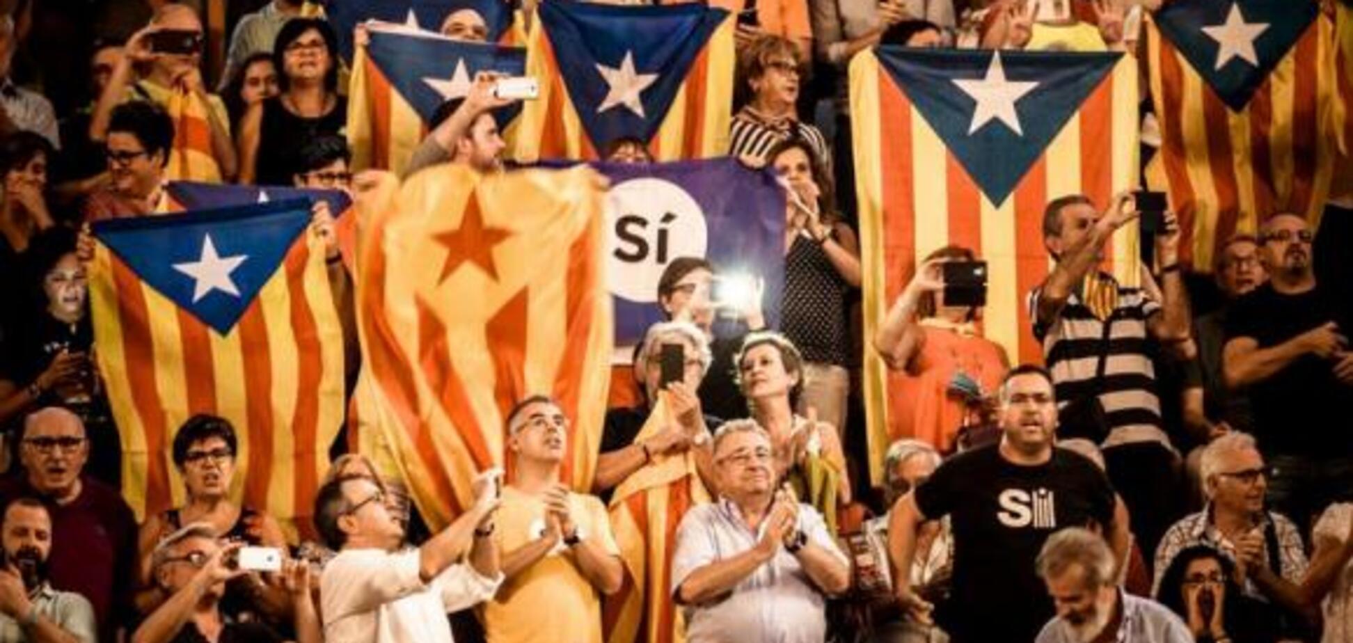 Чим небезпечне відокремлення Каталонії