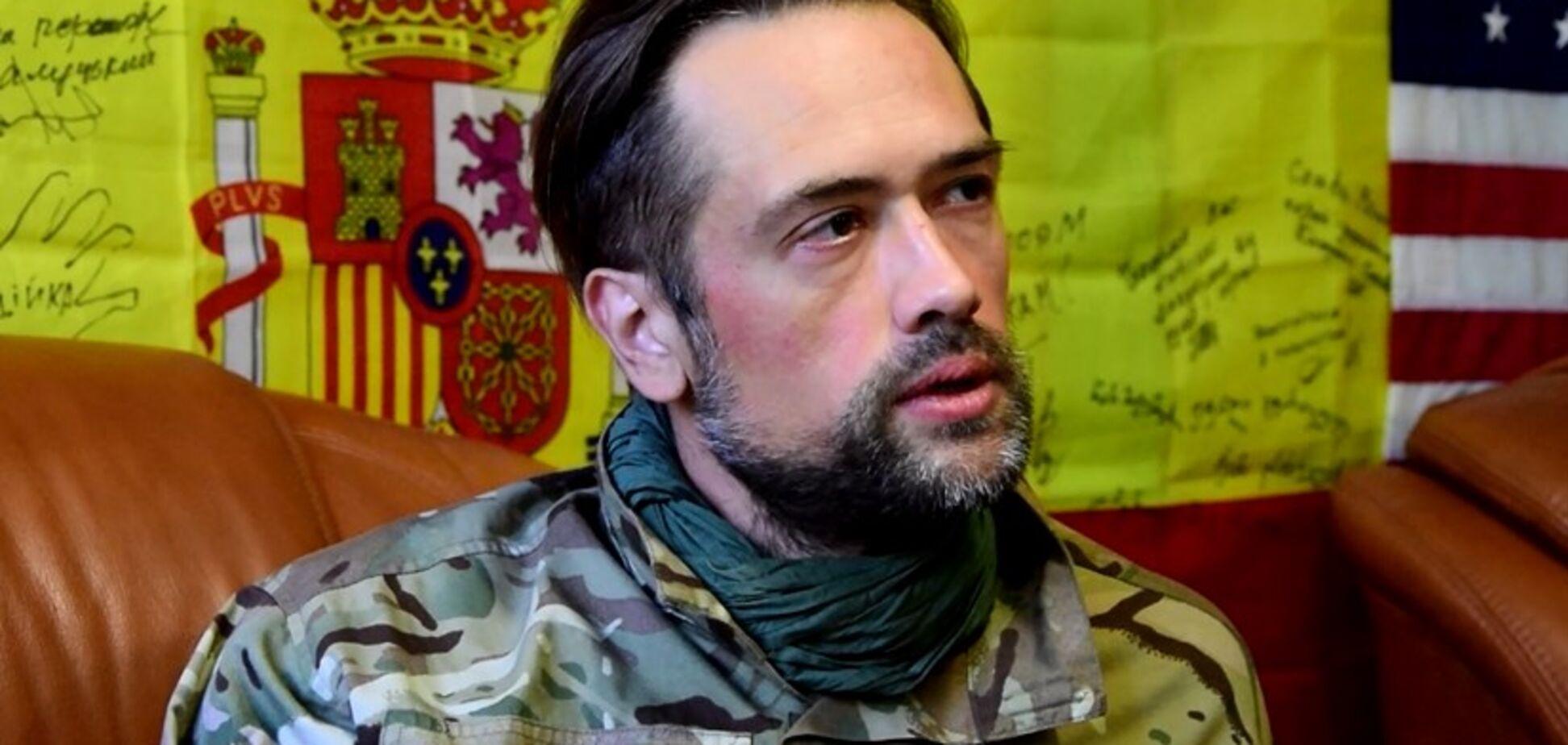 'Парад патологий': российский актер в АТО высказался о 'культурном геноциде' в Украине